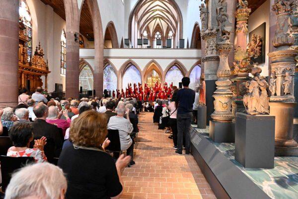 Barfüsser Kirche aVernissage Zeitsprünge